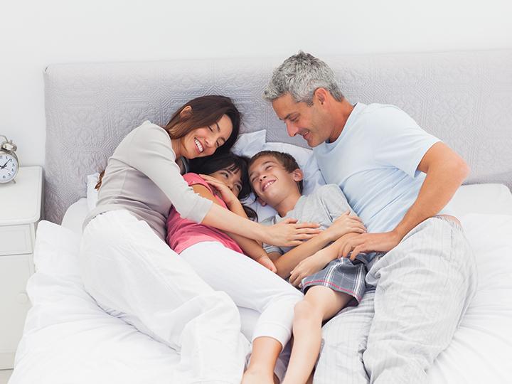 買床墊一定要試躺